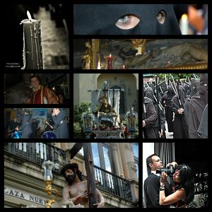 Estampas de la Semana Santa 2012