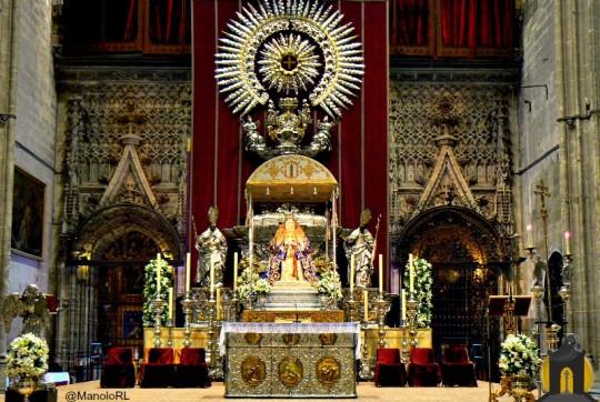 Virgen de los Reyes, Foto ManoloRL, El Humilladero