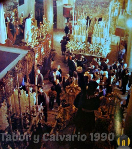 Los Gitanos en Santiago 1990