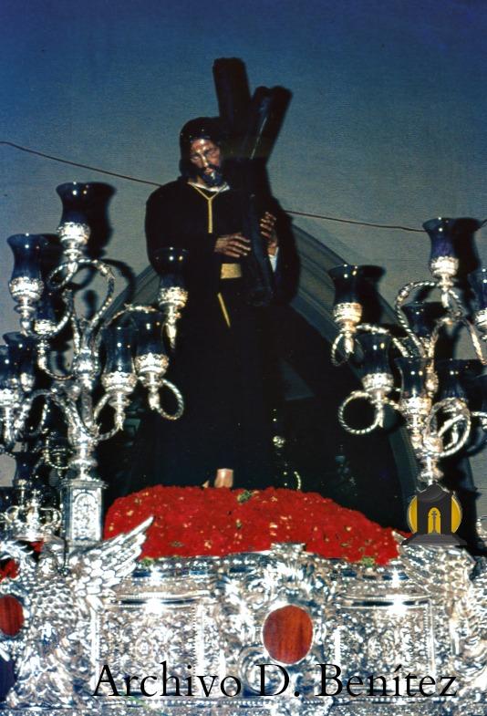 78 - Primera salida Cristo de la Divina Misericordia (1977)