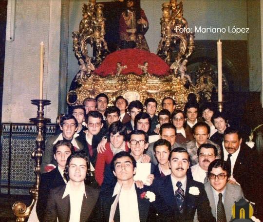 PRIMERA CUADRILLA SAN ISIDORO 1976