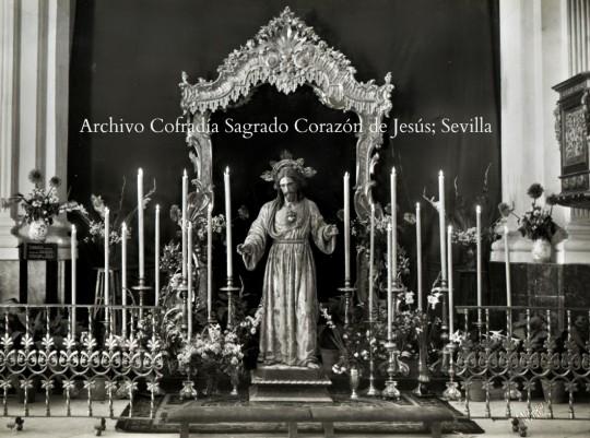 Corazón de Jesús; Sevilla