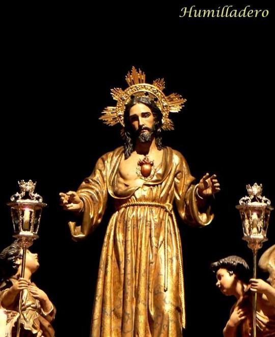 Sagrado Corazón de Jesús. Foto @ManoloRL