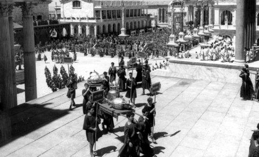 Las Rozas (Madrid), fue la Roma de Samuel Bronston