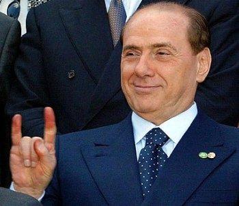 El primer ministro Silvio Berlusconi