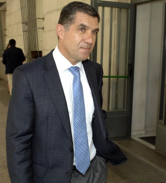 El presidente del TSJA, Lorenzo del Río.
