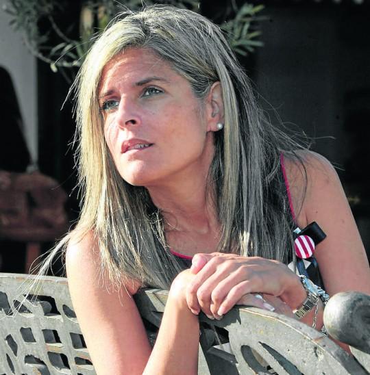 La ex alcaldesa de Bormujos, Ana Hermoso.