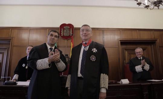 El magistrado de la Audiencia de Sevilla José Manuel de Pául Velasco. Foto: Cordero