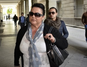 Isabel Rojas, madre de Falete