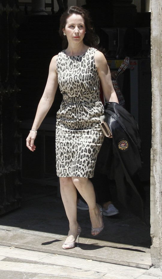 La juez Alaya asiste al TSJA en Granada para jurar cargo