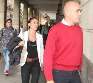 La juez María Núñez Bolaños, que investiga el caso de los ERE.