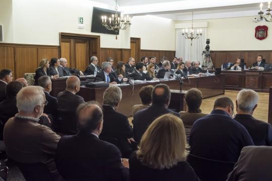 CONTINÚA JUICIO PIEZA CASO DE LOS ERE CON CUESTIONES PREVIAS
