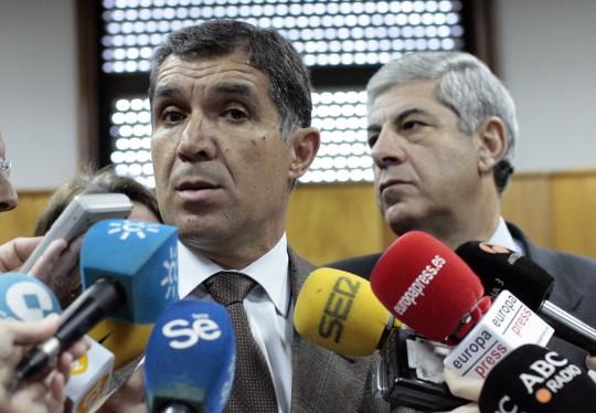Lorenzo del Río, presidente del TSJA