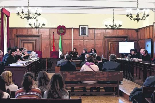 Caso Mercasevilla  Audiencia de Sevilla Declara Antonio Rodrigo Torrijos y compa?ia