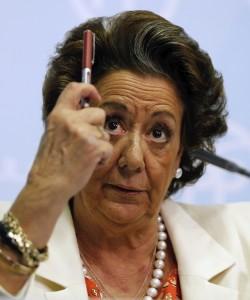 Rita Barberá: No he contribuido a ningún blanqueo de dinero ni lo he ordenado