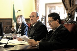Juez Francisco Serrano en el TSJA_J.Ochando