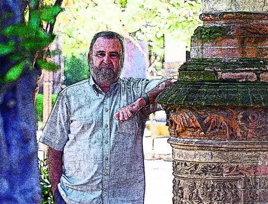 Entrevista a Antonio Rodrigo Torrijos.