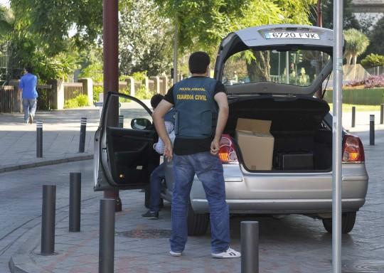 NUEVE DETENIDOS EN SEGUNDA FASE DE OPERACIÓN HERACLES POR FRAUDE EN LOS ERE
