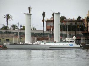 Alcyone 13-II-10 Málaga