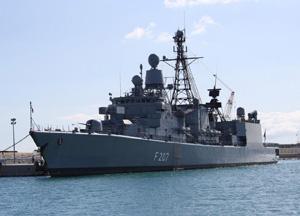 Fragata alemana BREMEN F-207