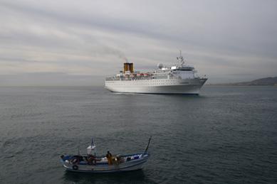 Costa Marina y pescador 17-XII-091