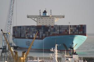 Estelle Maersk  22-II-10 Blog