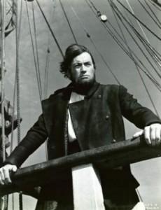 Kapitän Bei Moby Dick