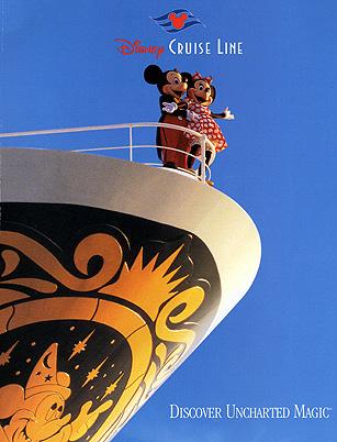Disney brochure blog