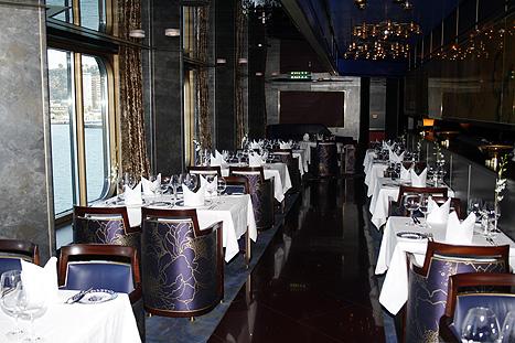 Noordam restaurante blog