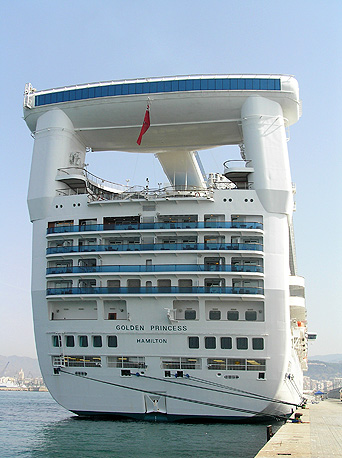 Golden Princess blog