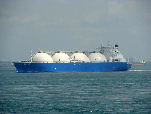 LNG tanker TAITAR no 3 BLOG4