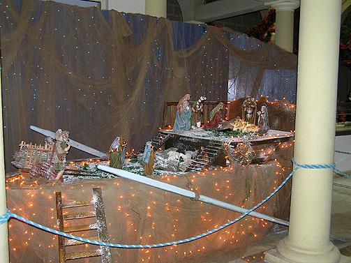 Nacimiento Puerto Navidad 2007-2008 blog