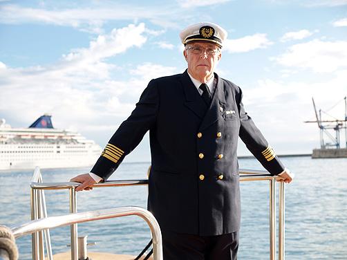 Capt Enrique Bianchi blog