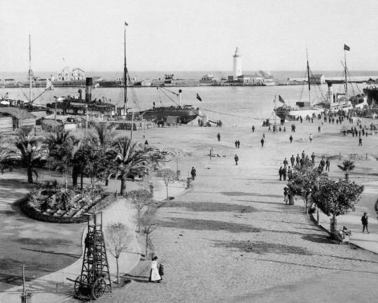 Puerto 1920-1930