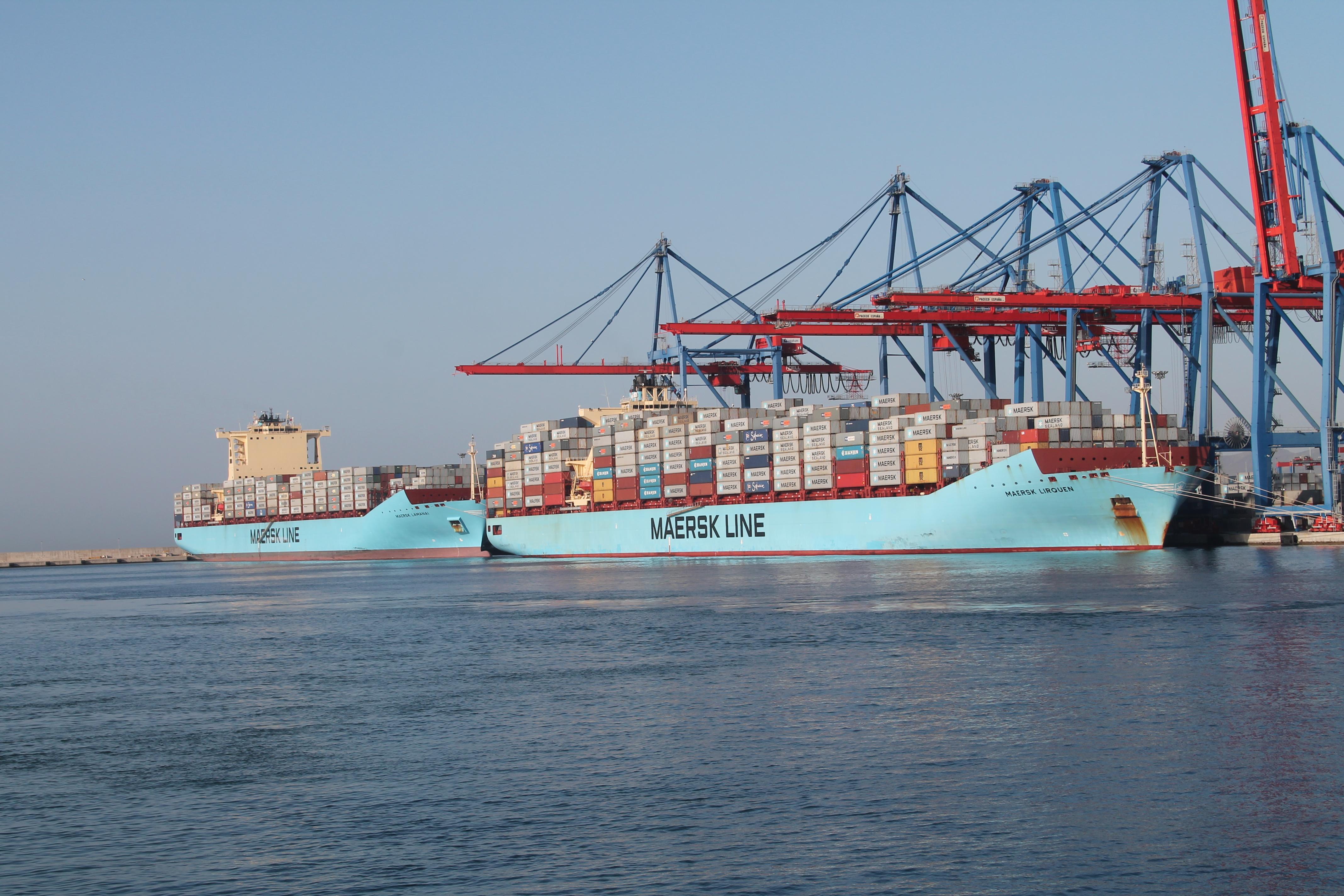 La mar de historias portacontenedores - Contenedores de barco ...