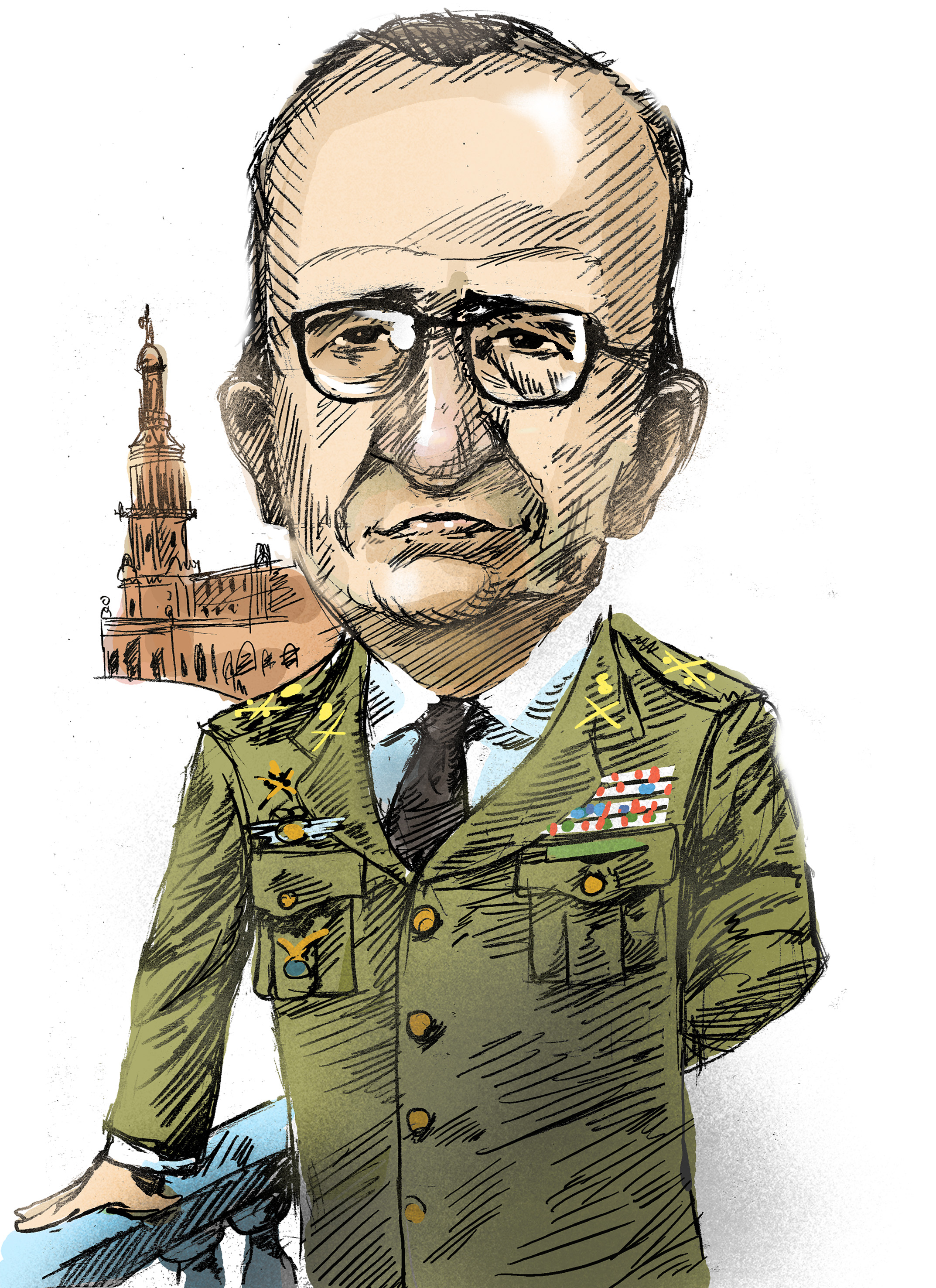La sastrería » Carlos Navarro Antolín