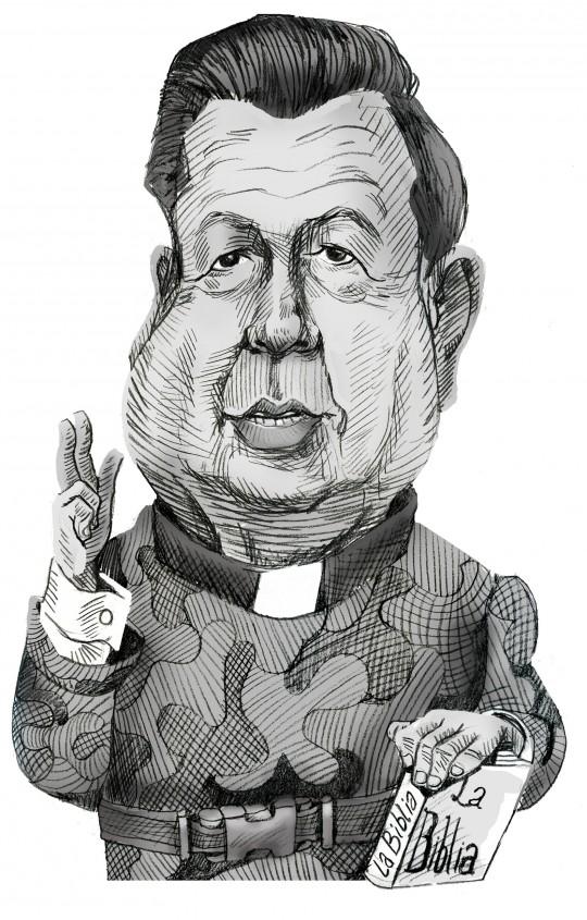 Juan del Río -arzobispo castrense