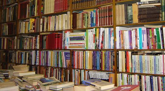 libros y mas libros