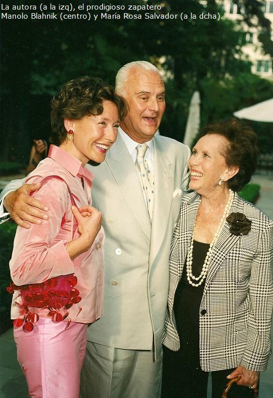 2001 Blahnik Maria Rosa y Lola Gavarron