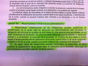 La respuesta está en la LEY DE SOCIEDAD DE CAPITALES (R.D. legistativo 1/2010 de 2 de Julio)