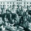En El Calvario en los años 50