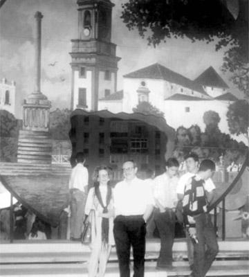 """Feria del """"pandero roto"""" de 1945"""