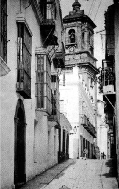 Callejón del Ritz