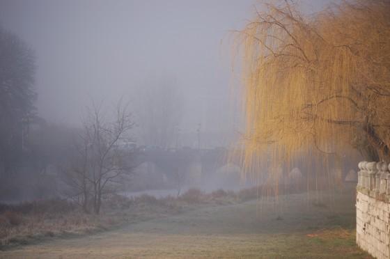 El río de Burgos
