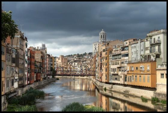 Vista de Girona