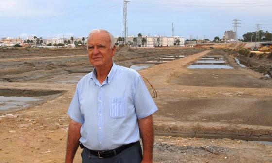 Manolo Ruiz, el hombre en su territorio