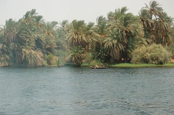 Escenas de la vida junto al río