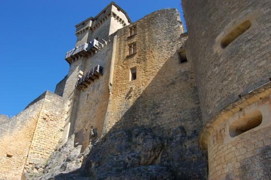 El 'chateau' de Castelnaud