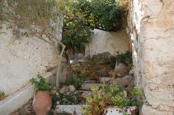 Mil sitios tan bonitos como c diz pefki for Arreglar jardin abandonado
