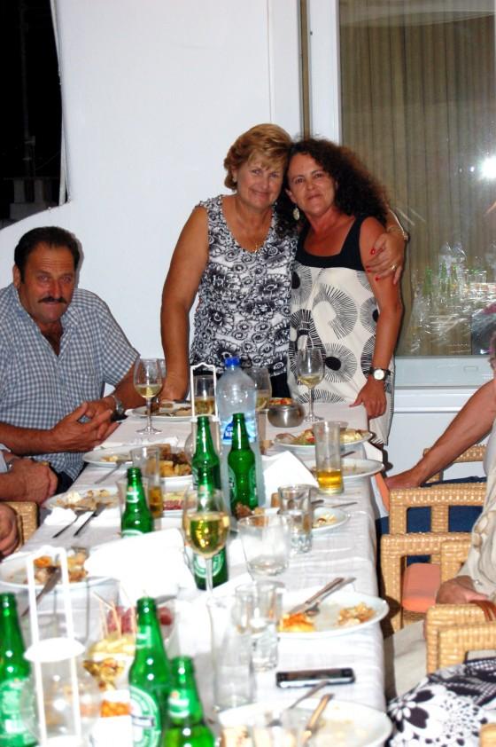 Eleni y Penélope, la amistad greco-española